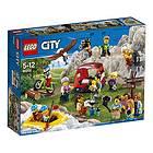 LEGO City 60202 Figurpaket - Utomhusäventyr