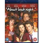 About Last Night (UK)