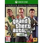 Grand Theft Auto V - Premium Online Edition (Xbox One)