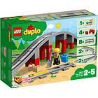LEGO Duplo 10872 Tågbro och Spår
