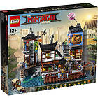 LEGO Ninjago 70657 City Hamnen