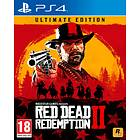 Bild på Red Dead Redemption 2 - Ultimate Edition (PS4) från Prisjakt.nu