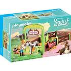 Playmobil Spirit 9480 Horse Box 'Abigail & Boomerang'