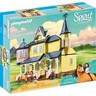 Playmobil Spirit Riding Free 9475 Luckys lyckliga hem