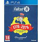 Fallout 76 - Tricentennial Edition (PS4)