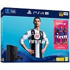 Sony PlayStation 4 Pro 1To (+ FIFA 19)
