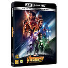 Avengers: Infinity War (UHD+BD)