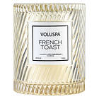 Voluspa Icon Cloche Cover Candle French Toast