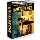 Bad Boys & Bad Boys 2 Collection (UHD+BD) (US)