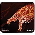 SteelSeries QcK+ CS:GO Howl
