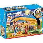 Playmobil Christmas 9494 Illuminating Nativity Manger