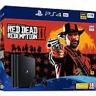Bild på Sony PlayStation 4 Pro 1TB (inkl. Red Dead Redemption 2) från Prisjakt.nu