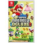 Bild på New Super Mario Bros. U - Deluxe Edition (Switch) från Prisjakt.nu