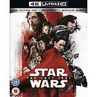 Star Wars - Episode VIII: The Last Jedi (UHD+BD) (UK)