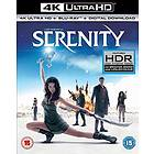 Serenity (UHD+BD) (UK)