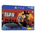 Sony PlayStation 4 Slim 500GB (inkl. Red Dead Redemption 2)