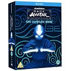 Avatar: The Last Airbender - The Complete Series (UK)
