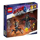 LEGO The Lego Movie 2 70836 Metallskägget och Batman redo för strid