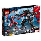 LEGO Marvel Super Heroes 76115 Spindelrobot mot Venom