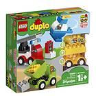 LEGO Duplo 10886 Mina första bilskapelser