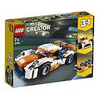 LEGO Creator 31089 Orange racerbil