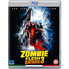 Zombie Flesh Eaters 3 - The Italian Collection (UK)