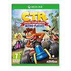 Bild på CTR Crash Team Racing - Nitro Fueled Edition (Xbox One) från Prisjakt.nu