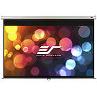 "Elite Screens Manual White Case MaxWhite 16:9 100"" (221x124,5)"