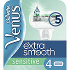 Gillette Venus Extra Smooth Sensitive 4-pack