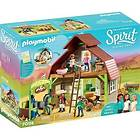 Playmobil Spirit 70118 Barn with Lucky, Pru & Abigail