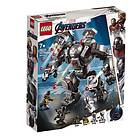 LEGO Marvel Super Heroes 76124 War Machine Buster