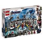 LEGO Marvel Super Heroes 76125 Iron Mans rustningskammare