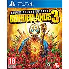 Borderlands 3 - Super Deluxe Edition (PS4)