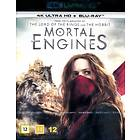 Mortal Engines (UHD+BD)