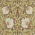 Morris & Co. Archive Pimpernel Brick Olive (210386)