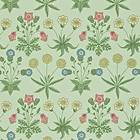 Morris & Co. Archive II Daisy Pale Green Rose (212559)