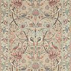 Morris & Co. Archive IV Fabrics Bullerswood Spice Manilla (226395)