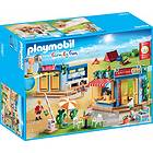 Playmobil Family Fun 70087 Stor campingplats