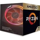 AMD Ryzen 7 2700X Gold Edition 3,7GHz Socket AM4 Box