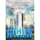 Cities: Skylines - Platinum Edition (PC)