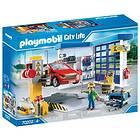 Playmobil City Life 70202 Car Repair Garage