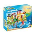 Playmobil Family Fun 70115 Club Set Water Park
