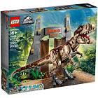 LEGO Jurassic World 75936 Jurassic Park: T. rex Rampage