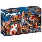 Playmobil Novelmore 70221 Fästningen Eldklippan