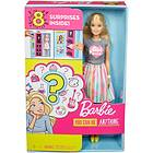 Barbie Surprise Careers Doll and Accessories GFX84