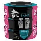Tommee Tippee Sangenic Twist & Click Blöjhink Refill 3-pack