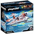Playmobil Top Agents 70234 Spy Team Flyer