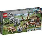 LEGO Jurassic World 75941 Indominus rex mot Ankylosaurus