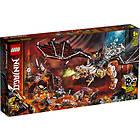 LEGO Ninjago 71721 Skull Sorcerer's Dragon