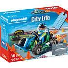 """Playmobil City Life 70292 Presentset """"Go-kart"""""""